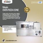 Jual Mesin Pembuat Pizza Cone Paket Lengkap di Palembang