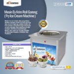 Jual Mesin Fry Ice Cream di Palembang