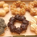 Jual Mesin Pembuat Donut Bentuk Flower (listrik) di Palembang