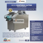 Jual Mesin Vegetable Cutter Multifungsi (Type MVC750) di Palembang