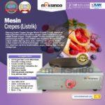 Jual Mesin Crepes (Listrik) Harga Hemat di Palembang