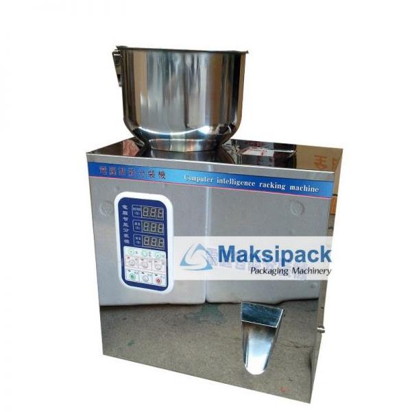 Jual Mesin Filling Tepung dan Biji (2-100gr) di Palembang