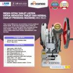 Jual Mesin Cetak Tablet Listrik – TBL55 di Palembang
