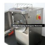 Jual Mesin Perajang Keripik Kentang dan French Fries – MKS-CT100 di Palembang