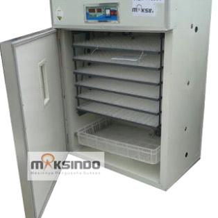 Jual Mesin Tetas Telur Industri 1056 Butir (Industrial Incubator) di Palembang