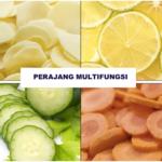 Jual Perajang Manual MULTIFUNGSI Kentang, Singkong dan Sayuran di Palembang
