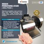 Jual Mesin Pemotong Ayam di Palembang