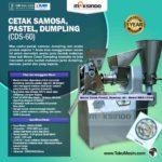 Jual Cetak Samosa, Pastel, Dumpling (CDS-60) di Palembang
