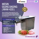 Jual Mesin Giling Daging MHW-420 di Palembang