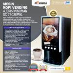 Jual Mesin Kopi Vending 4 Jenis Minuman di Palembang