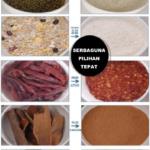 Jual Penepung Herba, Farmasi, Biji (ML200) di Palembang