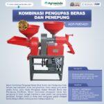 Jual Kombinasi Pengupas Beras dan Penepung RMD4021 di Palembang