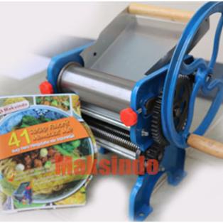 Jual Cetak Mie Manual Untuk Usaha (MKS-150) di Palembang