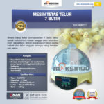 Jual Mesin Penetas Telur 7 Butir di Palembang