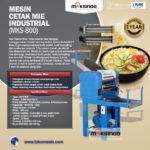 Jual Mesin Cetak Mie Industrial (MKS-800) di Palembang