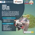 Jual Mesin Cetak Mie Stainless (MKS-180SS) di Palembang