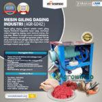 Jual Mesin Giling Daging Industri (AGR-GD42) di Palembang