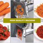 Jual Mesin Giling Daging Plus Meat Slicer TMC12 di Palembang