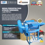 Jual Mesin Perontok Padi (power thresher) di Palembang