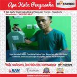 Jual Bonesaw Pemotong Daging Beku (MKS-BSW120) di Palembang