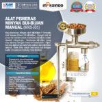 Jual Alat Pemeras Minyak Biji-Bijian Manual di Palembang