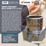 Jual Mesin Pencabut Bulu Unggas di Palembang