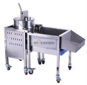 Jual Mesin Popcorn Caramel (Gas) – MKS-CRM300 di Palembang