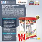 Jual Mesin Pembuat Popcorn (POP22) di Palembang