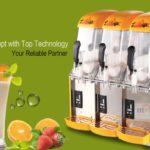 Jual Mesin Slush (Es Salju) dan Juice – SLH03 di Palembang