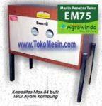 Jual Mesin Penetas Telur Manual 75 Butir (EM-75) di Palembang