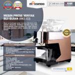 Jual Mesin Press Minyak Biji-Bijian (MKS-J03) di Palembang