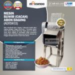Jual Mesin Suwir (cacah) Abon Daging – (AGRSW15) di Palembang