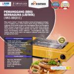 Jual Pemanggang (BBQ) Serbaguna (Listrik) di Palembang