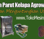 Jual Mesin Parut Kelapa Mini di Palembang