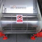 Jual Mesin Cetak Mie MKS-220 SS (Roll Stainless) di Palembang