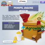Jual Mesin Pemipil Jagung PPL-1000 di Palembang