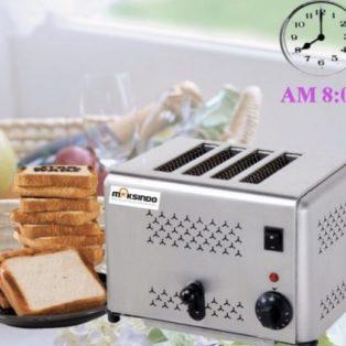 Jual Mesin Bread Toaster (Roti Bakar-D06) di Palembang