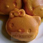 Jual Mesin Cetak Kue/Waffle Bentuk Hello Kity (Kitty1) di Palembang