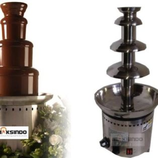 Jual Mesin Chocolate Fountain 6 Tier (MKS-CC6) di Palembang