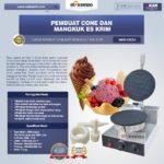Jual Pembuat Cone dan Mangkuk Es Krim (CIC21) di Palembang