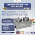 Jual Mesin Penghangat Soup (BMBL2) di Semarang