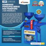 Jual Kombinasi Pengupas Beras dan Penepung RMD8020 di Palembang