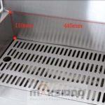 Jual Mesin Luxury Gas Fryer 17 Liter (MKS-G17B) di Palembang