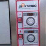 Jual Mesin Oven Roti Gas 2 Rak 4 Loyang (GO24) di Palembang