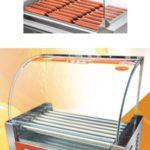Jual Mesin Pemanggang Hotdog (MKS-HD5) di Palembang