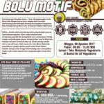 Training Usaha Bolu Motif, 6 Agustus 2017