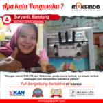 Jual Mesin Es Krim Rainbow 3 Kran (ICM-919J) di Palembang