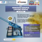 Jual Alat Pemotong Kerupuk Lontongan Manual di Palembang