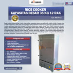 Jual Rice Cooker Kapasitas Besar 35 Kg 12 Rak di BaliJual Rice Cooker Kapasitas Besar 35 Kg 12 Rak di Palembang