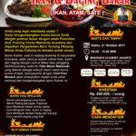 Training Usaha Ikan Dan Daging Bakar, 21 Oktober 2017